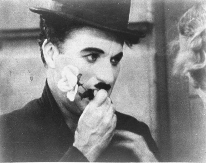 Ο Charlie Chaplin