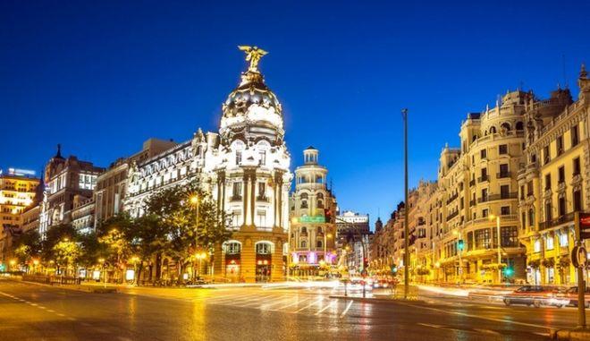 Η Μαδρίτη αλλάζει πρόσωπο. Μετονομάζει δρόμους από τη δικτατορία του Φράνκο