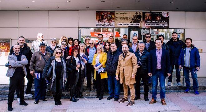 Το κίνημα ΛΥΣΗ ΤΩΡΑ οργώνει καθημερινά τους δρόμους του Δήμου Χαλκιδέων συνδιαμορφώνοντας με τους πολίτες την επόμενη μέρα του Δήμου Χαλκιδέων