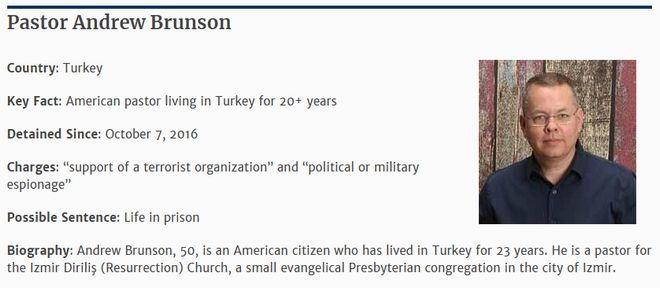 Ο Πάστορας της Έριδος: Ποιος είναι τελικά ο Άντριου Μπράνσον