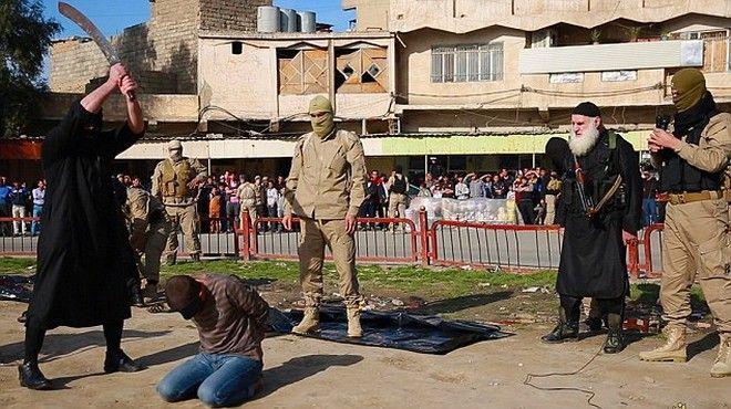Οι τζιχαντιστές του Ισλαμικού Κράτους ντύθηκαν γυναίκες προκειμένου να δραπετεύσουν από το Ιράκ