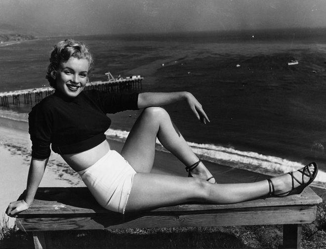 Η Marilyn Monroe