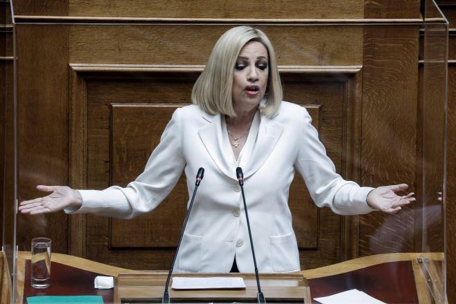 Τι έδειξε η κόντρα Τσίπρα – Γεννηματά στη Βουλή