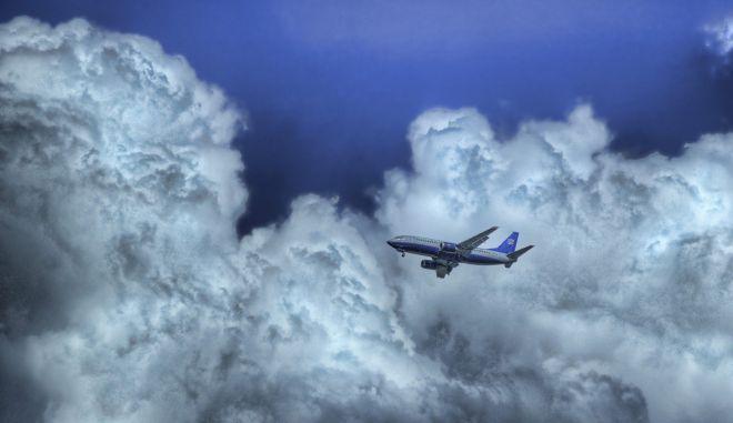 """""""Ανώμαλες"""" πτήσεις εξαιτίας κλιματικής αλλαγής"""