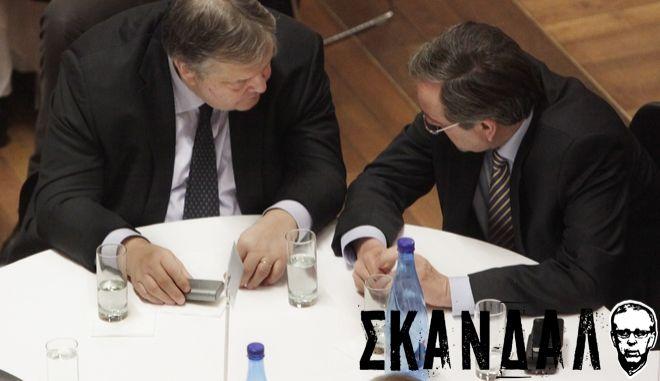 Βενιζέλος κατά ΣΥΡΙΖΑ για σκάνδαλο Μπαλτάκου: Τραγικό, πολιτικοί αρχηγοί να υιοθετούν ισχυρισμούς κατηγορουμένων για κομματικά οφέλη