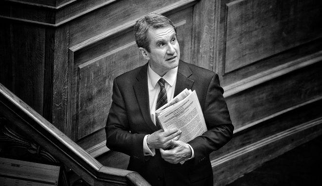 Ο πρώην υπουργός Ανδρέας Λοβέρδος