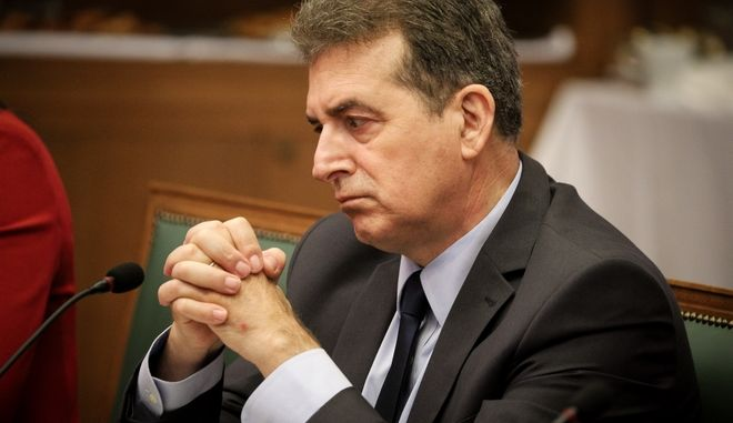 Ο υπουργός Προστασίας του Πολίτη, Μιχάλης Χρυσοχοΐδης
