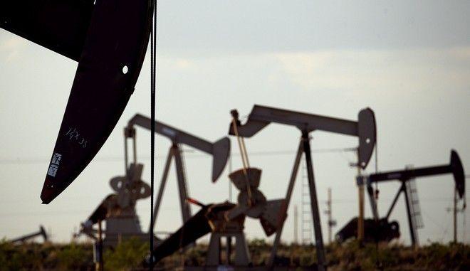 Εγκαταστάσεις εξόρυξης πετρελαίου