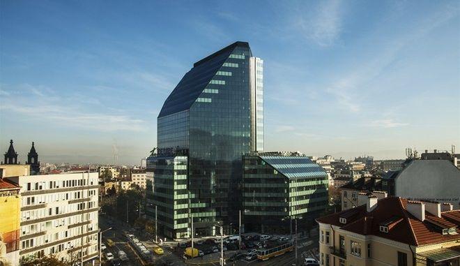 Ένας ουρανοξύστης (και μάλιστα μισθωμένος) από τον όμιλο ΓΕΚ ΤΕΡΝΑ στη Σόφια
