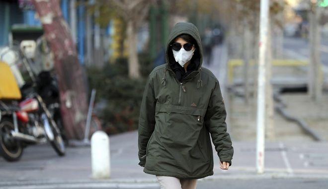 Ρύπανση, Ιράν
