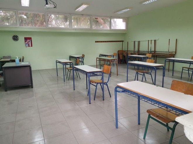 Επέστρεψαν στα θρανία οι μαθητές της Γ' Λυκείου - Έτσι διαμορφωθηκαν οι αίθουσες