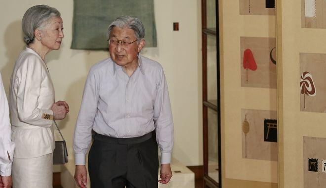 Ιαπωνία: Νομοσχέδιο 'εκθρονίζει' τον αυτοκράτορα Ακιχίτο
