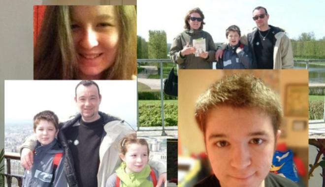 Εξαφάνιση οικογένειας στη Γαλλία: Βρέθηκε το αυτοκίνητο του γιου