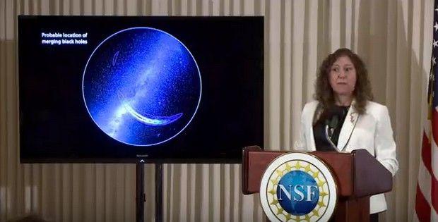 Η ιστορική ανακοίνωση για τα βαρυτικά κύματα