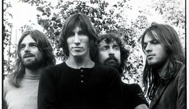 Οι Pink Floyd τώρα και σε γραμματόσημο