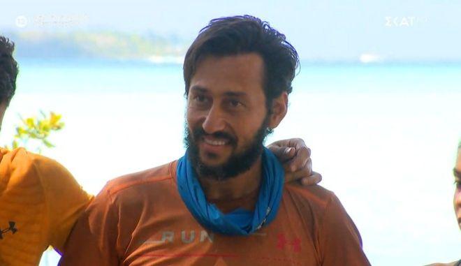 """Ο Πάνος Καλλίδης στο """"Survivor 4"""""""