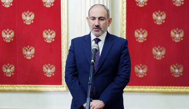 Ο Νικόλ Πασινιάν