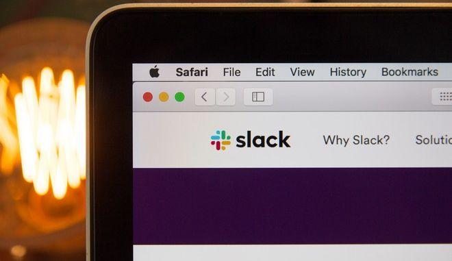 Η εφαρμογή Slack