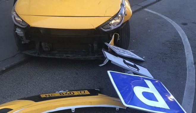 Οκτώ άνθρωποι τραυματίστηκαν όταν οδηγός ταξί έπεσε πάνω τους στο κέντρο της Μόσχας