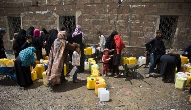 Περισσότερο από 20 εκατ. άνθρωποι στην Υεμένη έχουν ανάγκη ανθρωπιστικής βοήθειας