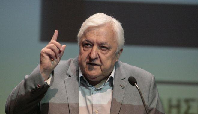 Ο πρώην Υπουργός, Αλέκος Παπαδόπουλος