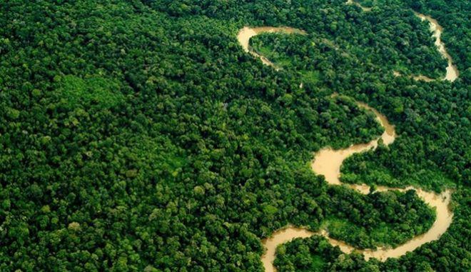 Ελικόπτερο χάθηκε στη ζούγκλα του Αμαζονίου