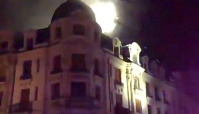 Τουλούζη: Δύο σοβαρά τραυματίας από φωτιά σε πολυκατοικία