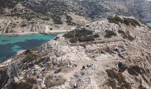 """Κέρος: Στο """"φως"""" εντυπωσιακός προϊστορικός οικισμός προηγμένης αρχιτεκτονικής"""