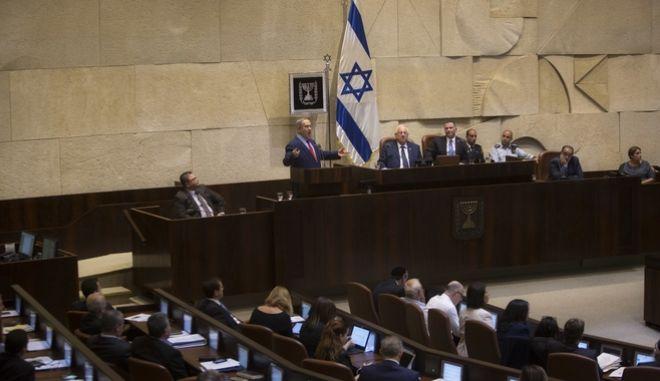 Το ισραηλινό Κοινοβούλιο(ΚΝΕΣΕΤ)