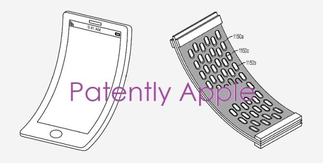 Και η Apple στην μάχη για τα αναδιπλούμενα κινητά