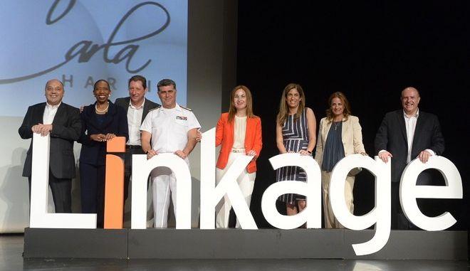Η Linkage Greece παρουσίασε την Carla Harris