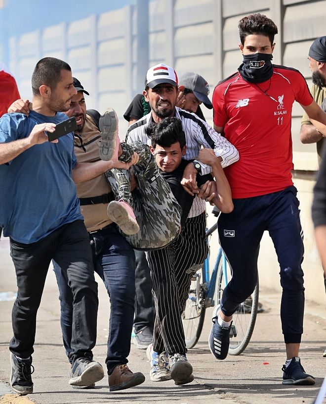 Ταραχές στο Ιράκ