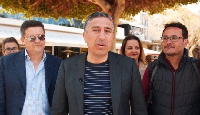 Πέτρος Ινιωτάκης: Αλλαγή πορείας στο Ηράκλειο, γρηγορότερα και εξυπνότερα