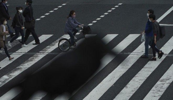 Κορονοϊός στην Ιαπωνία