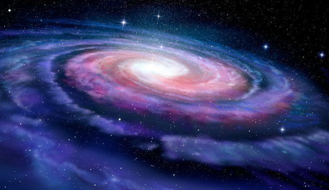 Γαλαξιακό σύστημα σε γραφική απεικόνιση