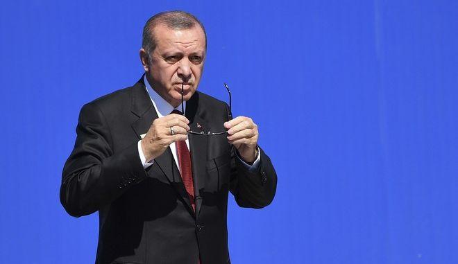 Ερντογάν κατά Γκάμπριελ: Ποιος είσαι εσύ για να μιλάς για τον πρόεδρο της Τουρκίας;