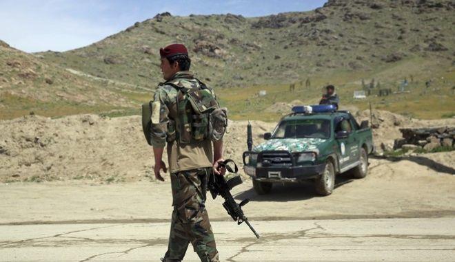 Στρατιώτης στο Αφγανιστάν