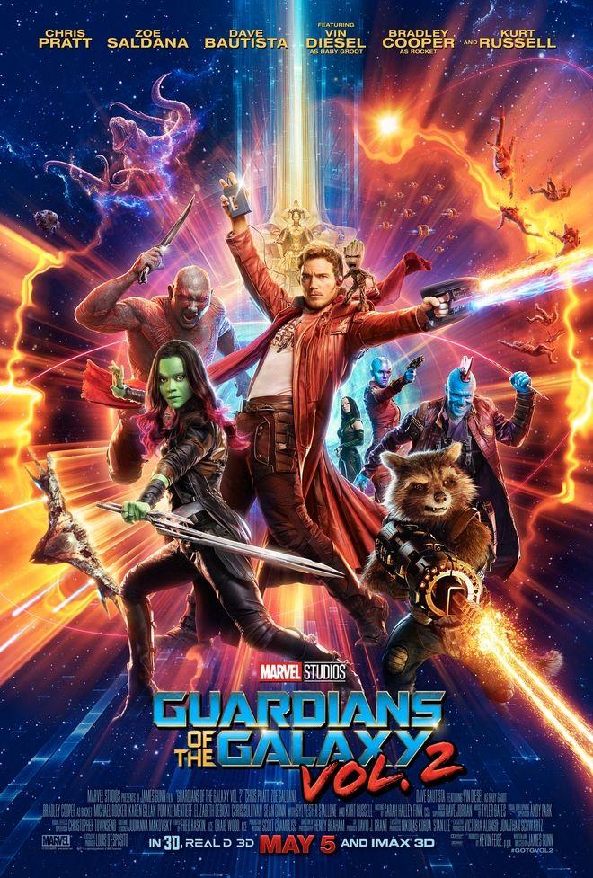 Ο Κερτ Ράσελ στο νέο τρέιλερ του 'Guardians of the Galaxy vol. 2'