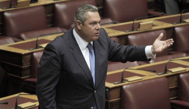 Μετά τις 28 Αυγούστου η αναβληθείσα συζήτηση στη Βουλή για Καμμένο