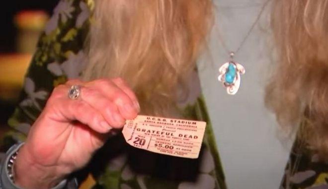 Καλιφόρνια: Βρήκε το πορτοφόλι της μετά από 46 χρόνια