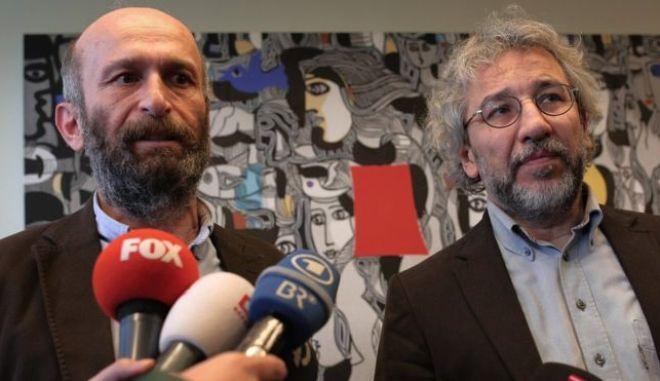 Τουρκία: Κεκλεισμένων των θυρών η δίκη των δυο δημοσιογράφων που κατηγορούνται για κατασκοπεία