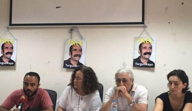 Όχι στην έκδοση στην Τουρκία του δημοσιογράφου Τουργκούτ Καγιά