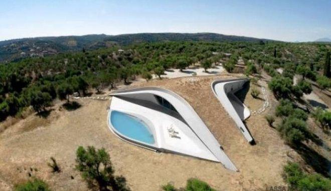 Μεσσηνία: Στις καλύτερες κατοικίες του κόσμου η Villa Ypsilon