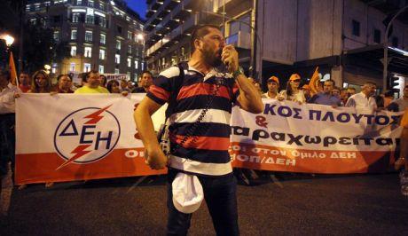 Παράνομη και καταχρηστική η απεργία στη ΔΕΗ. Ετοιμάζει επιστράτευση η κυβέρνηση