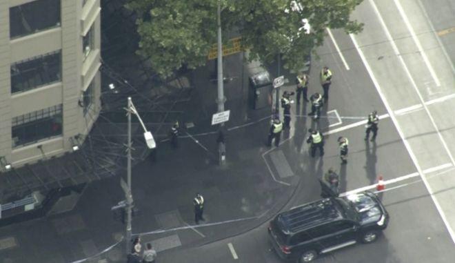 Βίντεο καρέ από την επίθεση στην Μελβούρνη