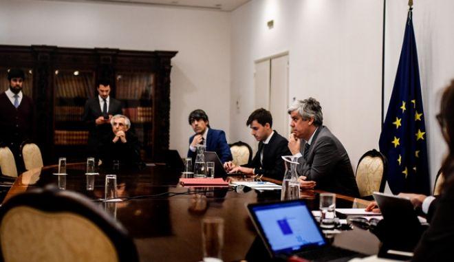 Τηλεδιάσκεψη του Eurogroup