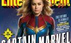 Αυτή είναι η Captain Marvel: Οι πρώτες φωτογραφίες της Μπρι Λάρσον με το εμβληματικό κοστούμι