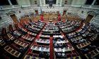 Δεύτερη ημέρα της συζήτησης στην Ολομέλεια της Βουλής για τις αλλαγές στον καταστατικό χάρτη της χώρας (Συνταγματική αναθεώρηση), την Τετάρτη 13 Φεβορυαρίου 2019.