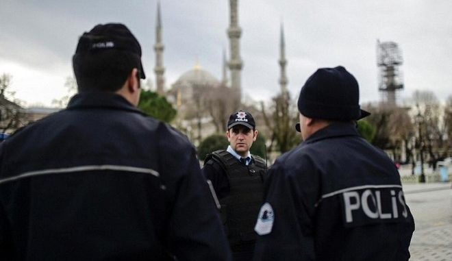 Τέσσερις νέες συλλήψεις για την αιματηρή επίθεση στην Κωνσταντινούπολη