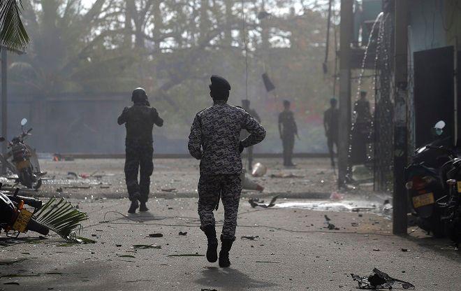 Σρι Λάνκα: Οι αρχές πλησιάζουν το